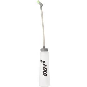 """inov-8 UltraFlask 500ml con Tube 10"""", blanco"""